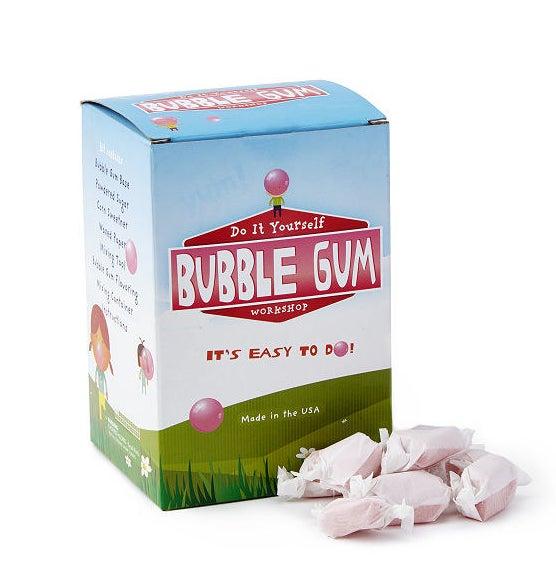 the diy bubble gum kit