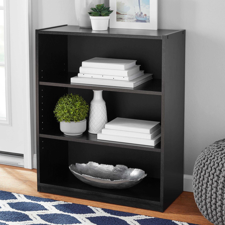 Three shelf bookstand