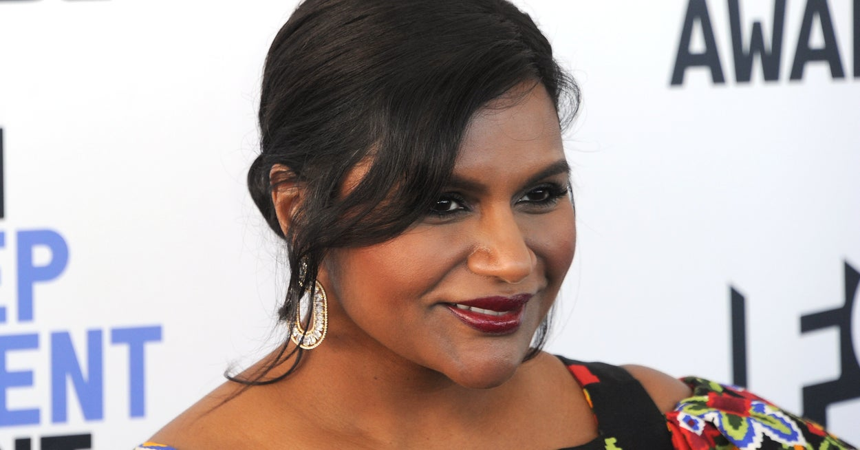 Listen: Mindy Kaling Says Her Vogue India Cover Is A Childhood Dream Come True, But She Almost Didn't Do It -