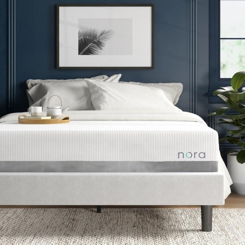 The memory foam mattress