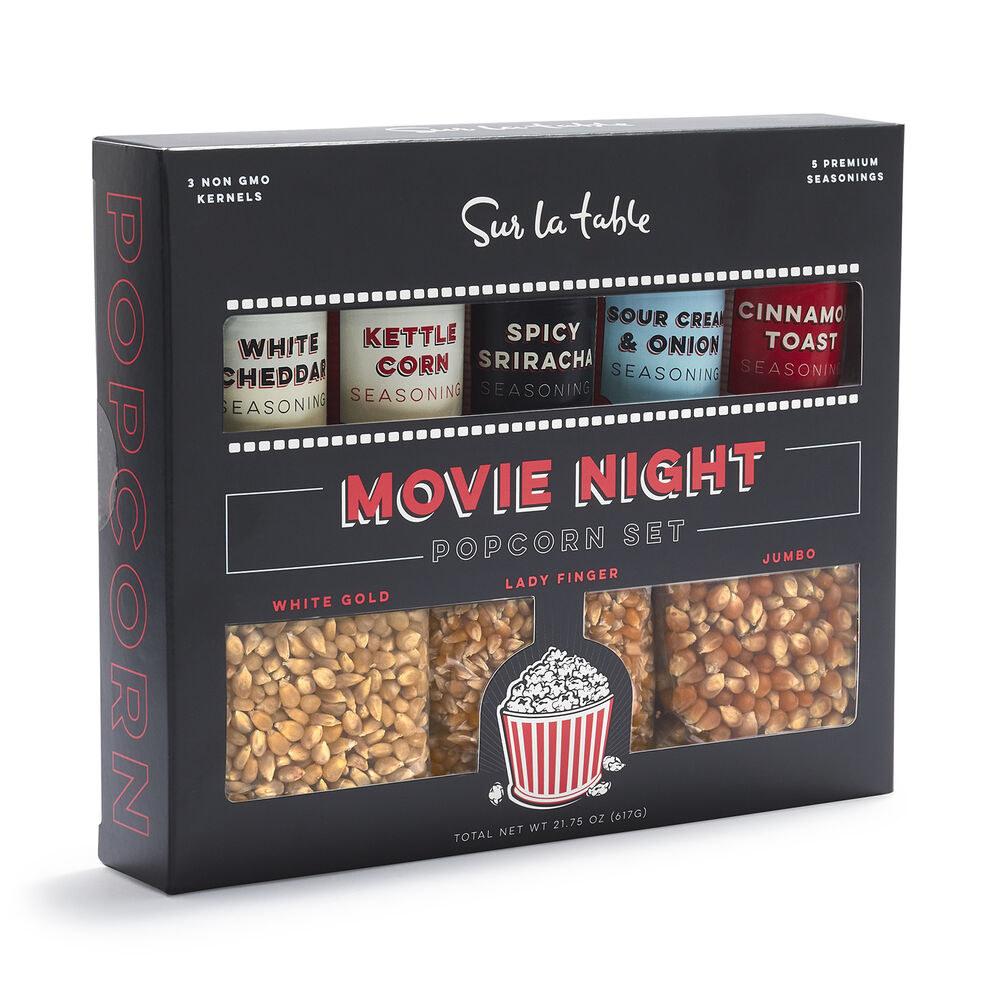 the popcorn set