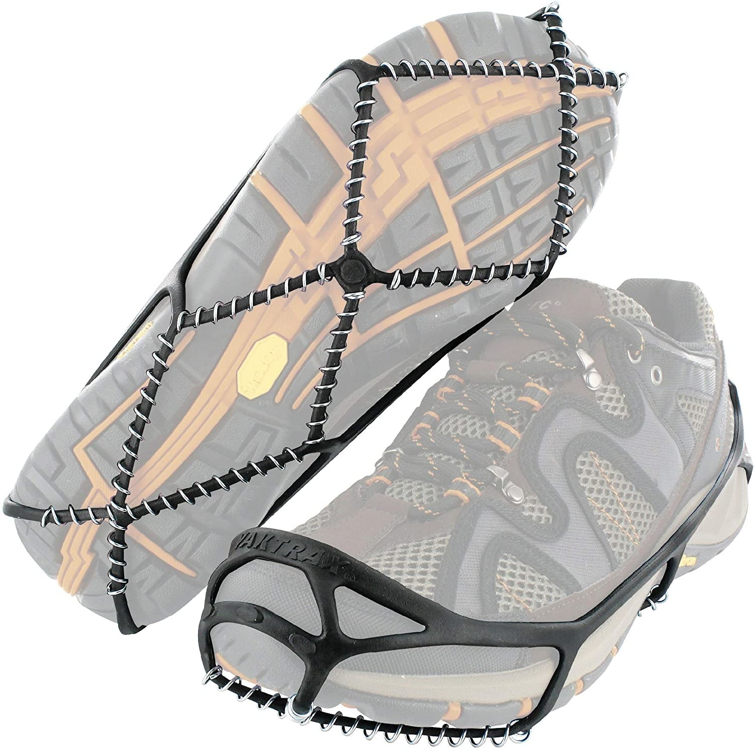 the attachable traction cleats
