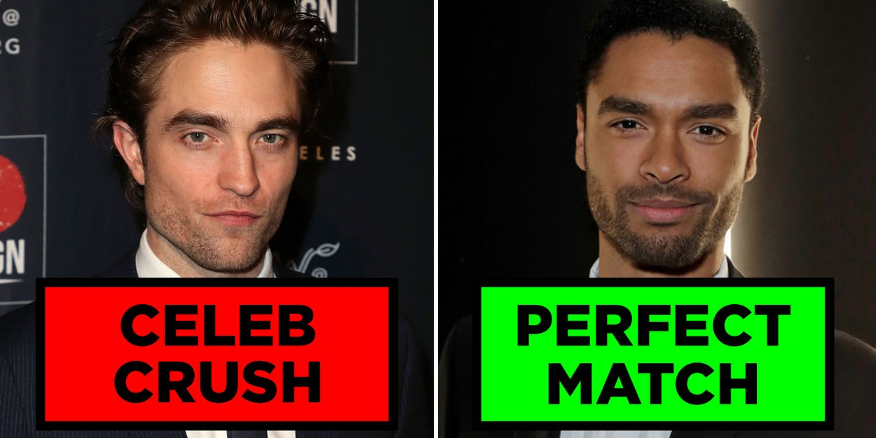 Your who celebrity match is Love Quiz: