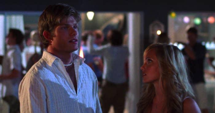 Luke in Season 1
