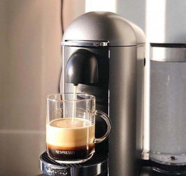 The espresso machine