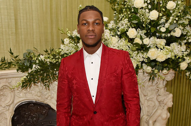 John Boyega Is Fighting Discrimination Both On- And Offscreen With His New Film Red, White And Blue