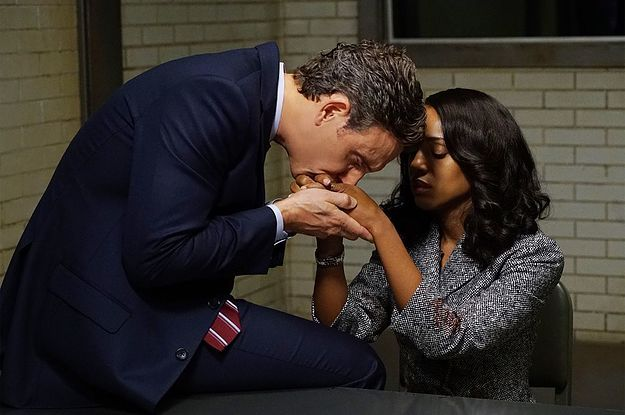 Someone On Twitter Asked Who Loved Their Mistress The Most, And Tony Goldwyn From Scandal Said, Holy My Scotch