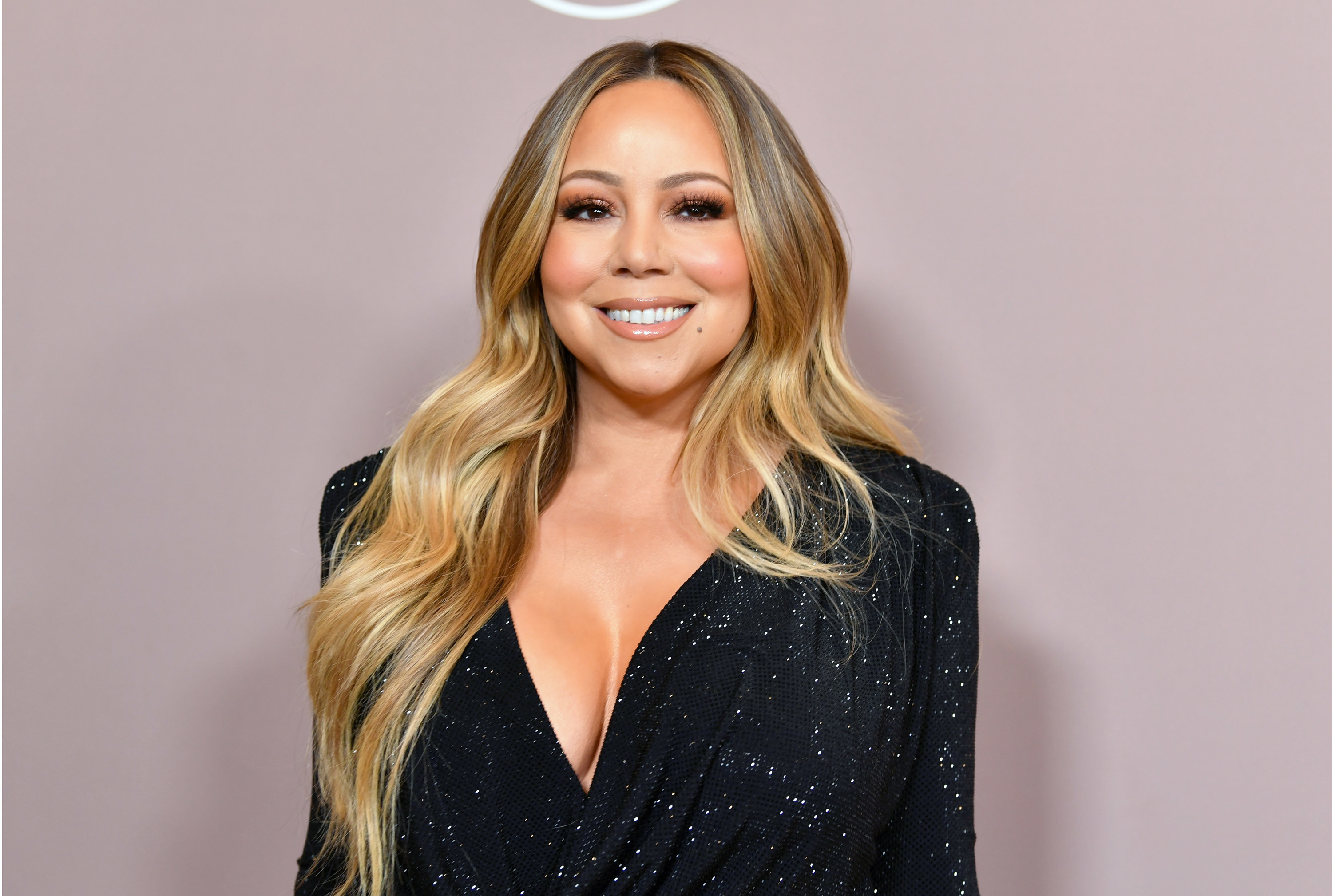 Mariah Carey attends Variety's 2019 Power of Women: Los Angeles presented by Lifetime at the Beverly Wilshire Four Seasons Hotel on October 11, 2019 in Beverly Hills, California