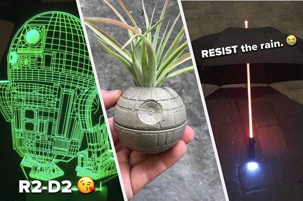 26 Gifts For Star Wars Fanatics That Are Really Useful