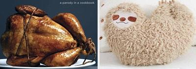 left, cookbook, right, pillow