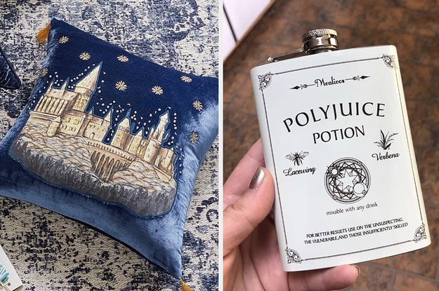 46 Gifts For Anyone Who Has The Entire Harry Potter Series Memorized