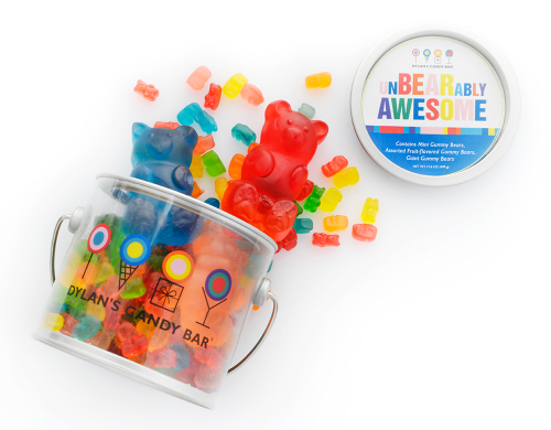 """The """"unbearably awesome"""" can with gummy bears"""