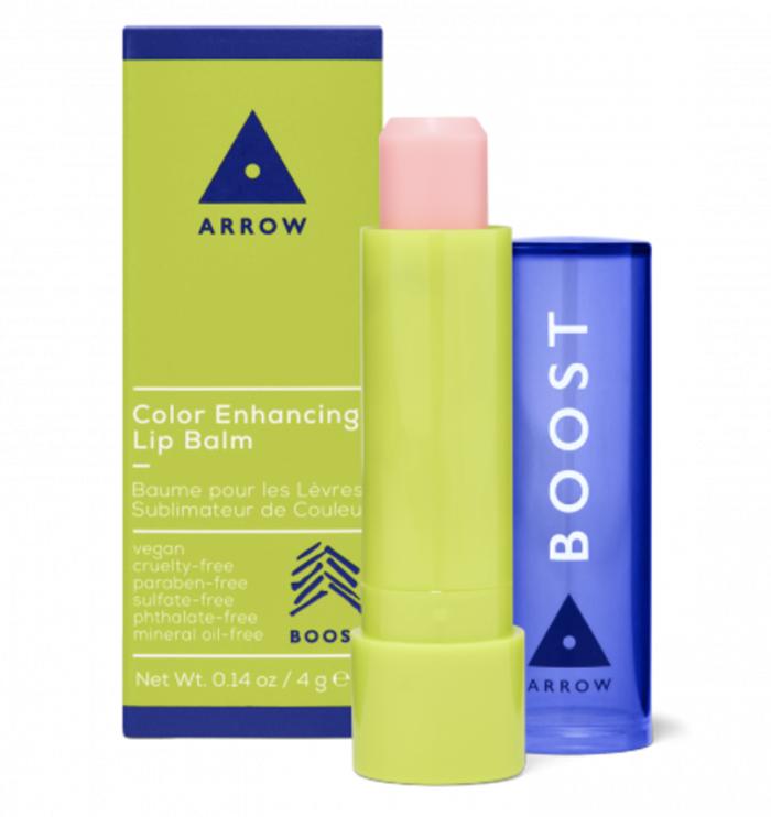 Arrow color enhancing lip balm