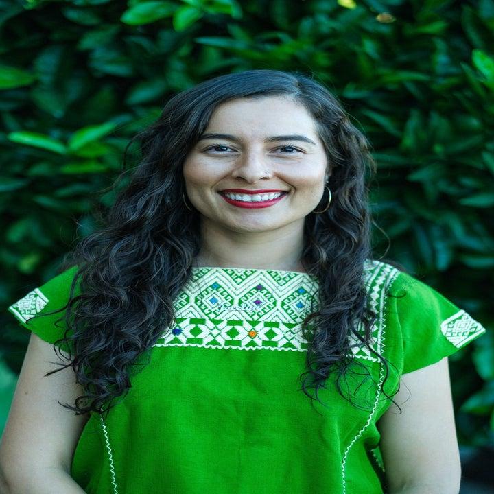 Todo Verde founder Jocelyn Ramirez
