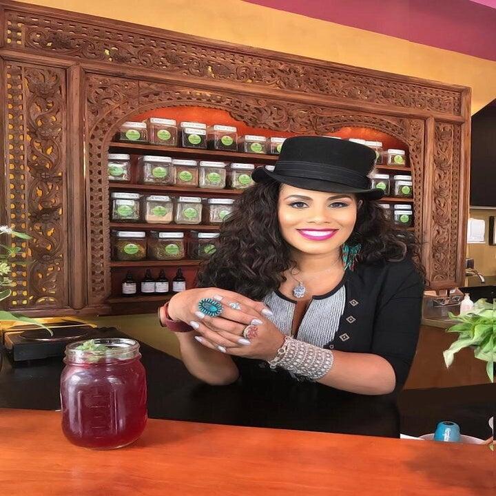 Calabash founder Sunyatta Amen