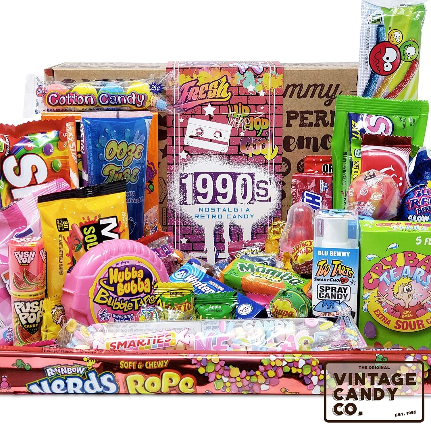 The candy bundle