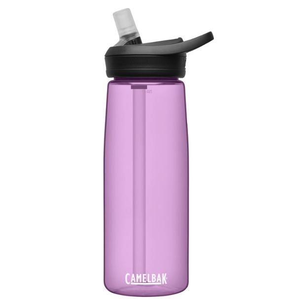 a lavender water bottle