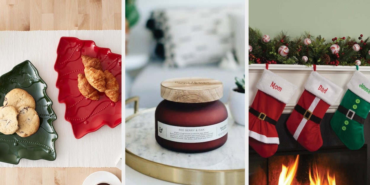 Image of article '31 Things From Walmart That'll Make Your Home Extra Festive This Holiday Season'