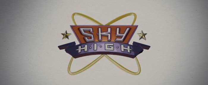 Logo for Sky High