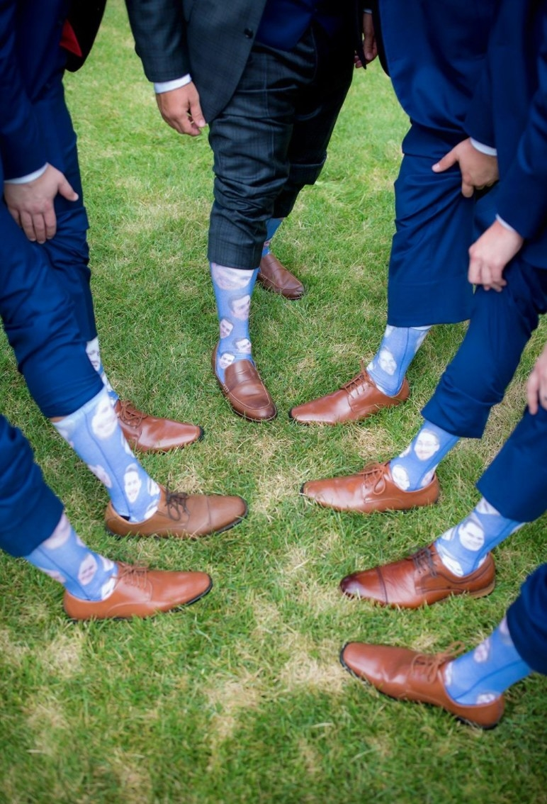 Reviewer Photo: The Socks