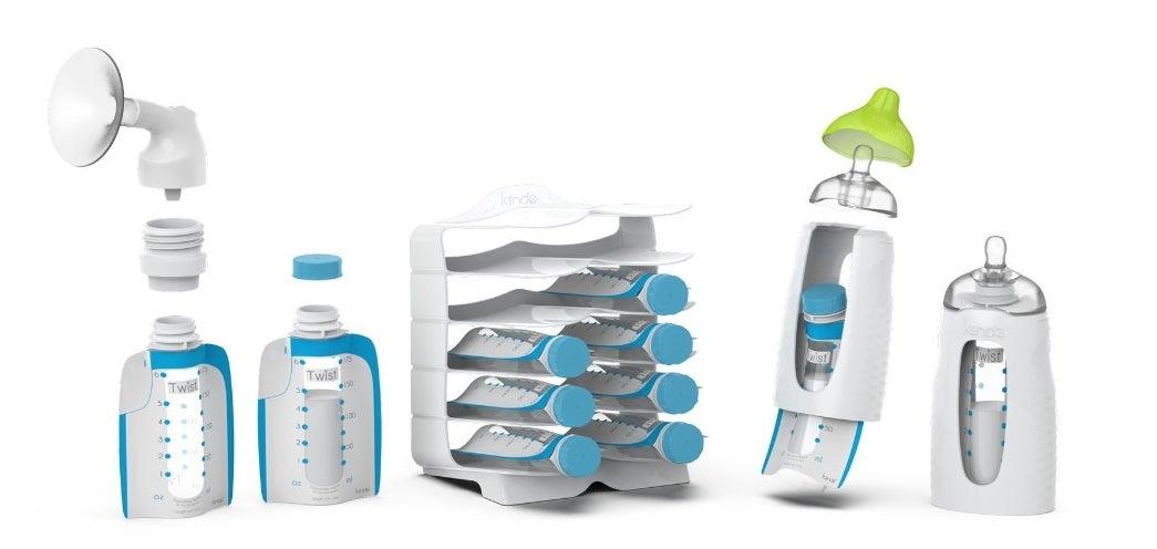 The breast feeding starter kit