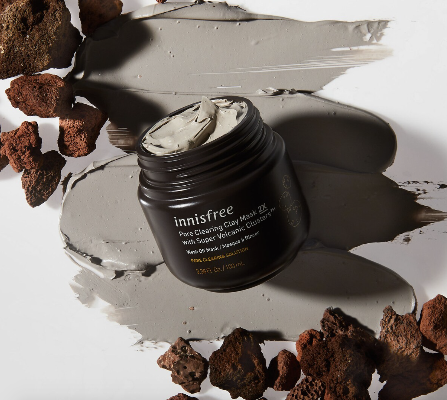 the super volcanic clusters face mask