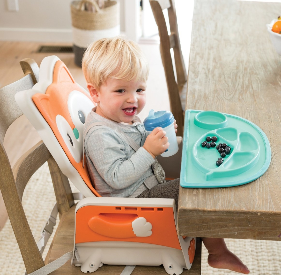 The fox 4-in-1 high chair