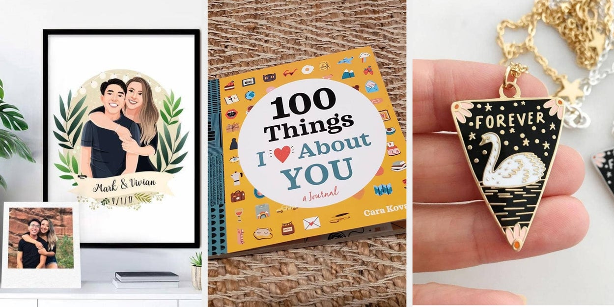 45 Valentine's Day Gifts For Her   NewsBurrow thumbnail