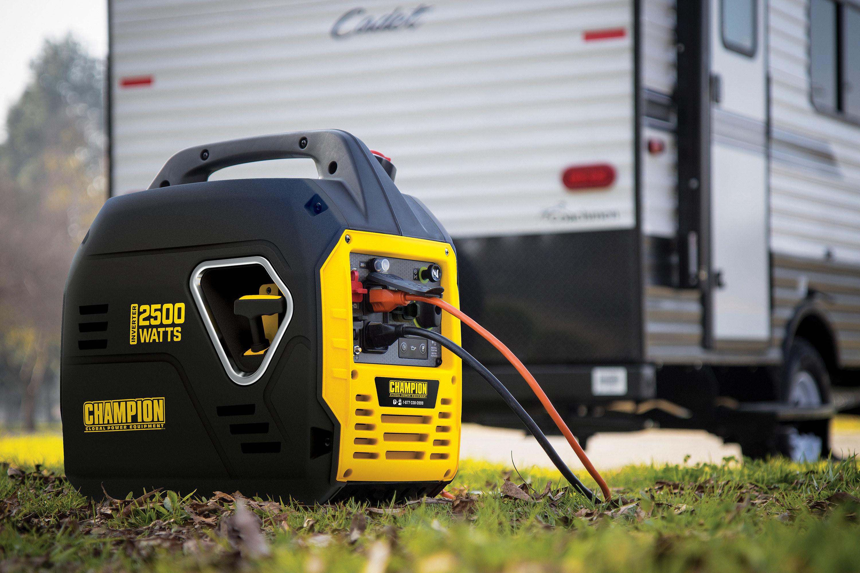 The portable generator