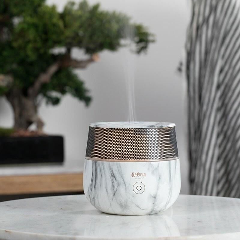 The essential oil diffuser