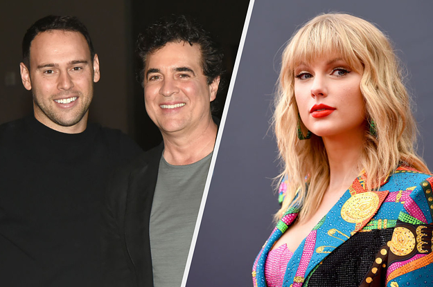 Taylor Swift Just Confirmed That Two Of The Saddest Tracks On Folklore Are About Scooter Braun And Scott Borchetta
