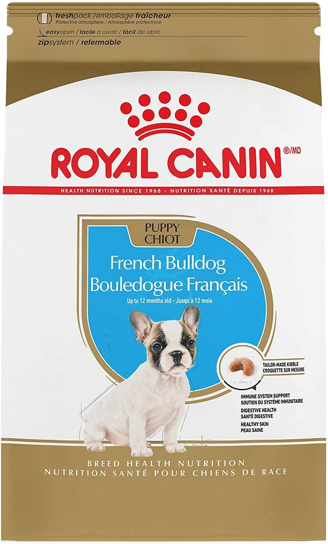 bag of royal canin dog food