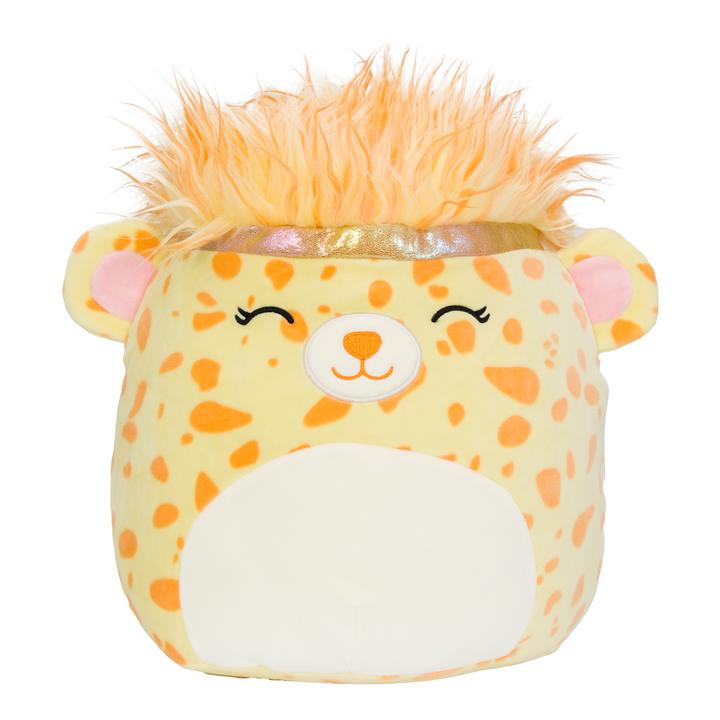 the leopard print Lexie squishmallow