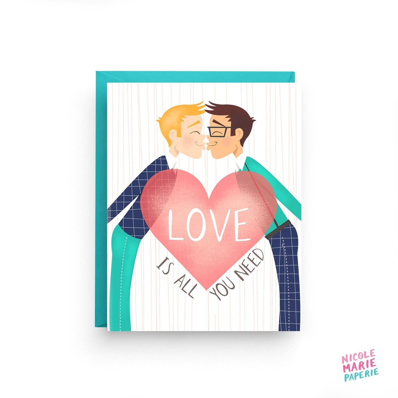 The greeting card