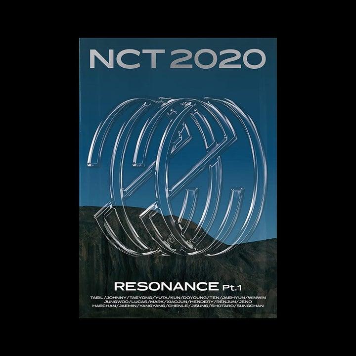 NCT's Resonance album cover