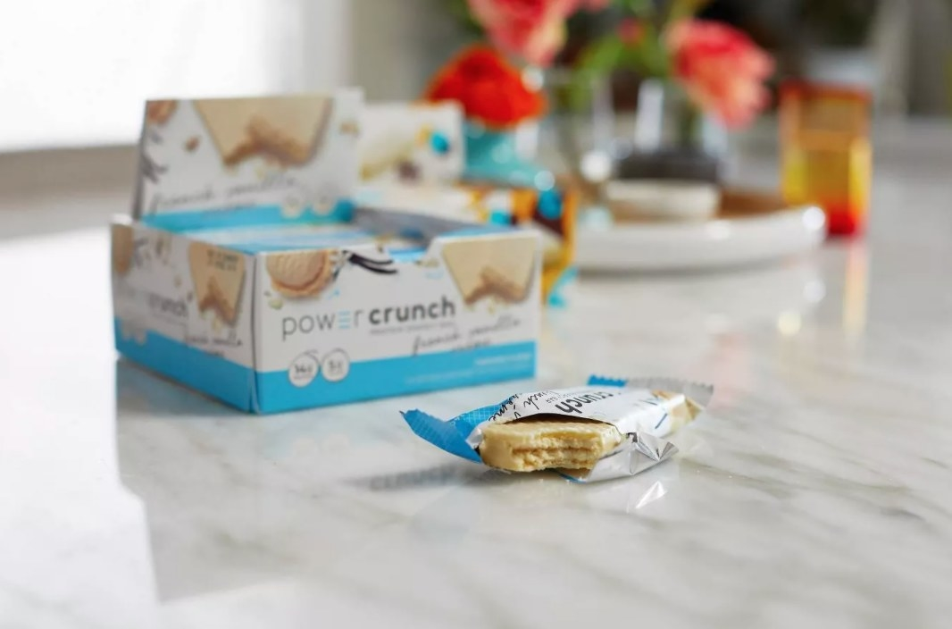 The protein bars