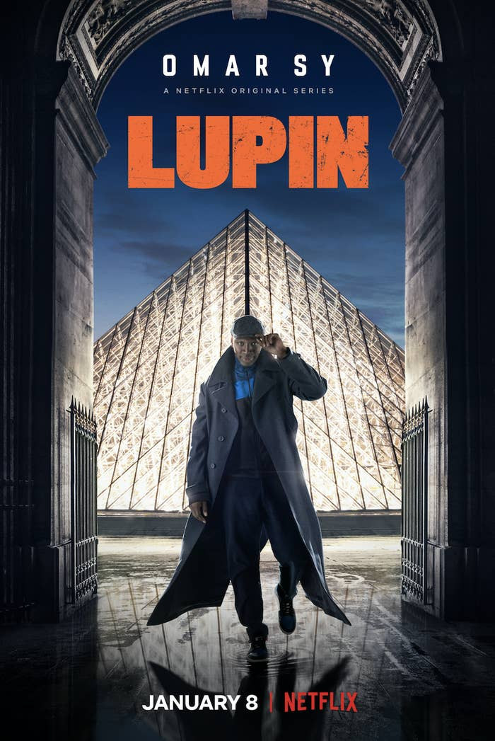 Poster for Lupin