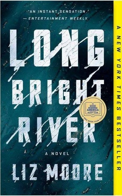 """cover of """"long bright river"""" by liz moore"""