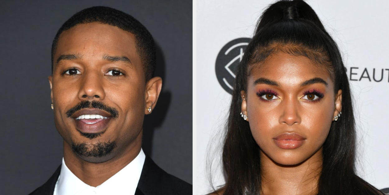 Image of article 'Michael B. Jordan And Lori Harvey Confirmed Their Relationship On Instagram, And Fans Are Freaking Out'