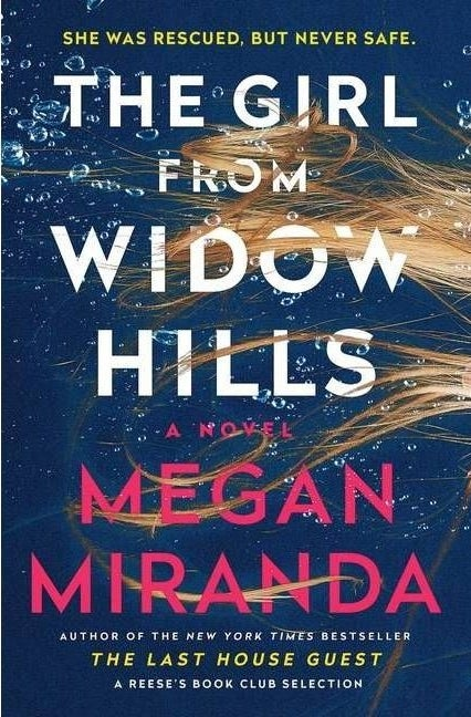 """cover of """"the girl from widow hills"""" by megan miranda"""