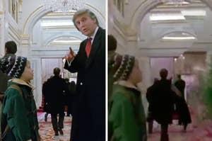 Trump in
