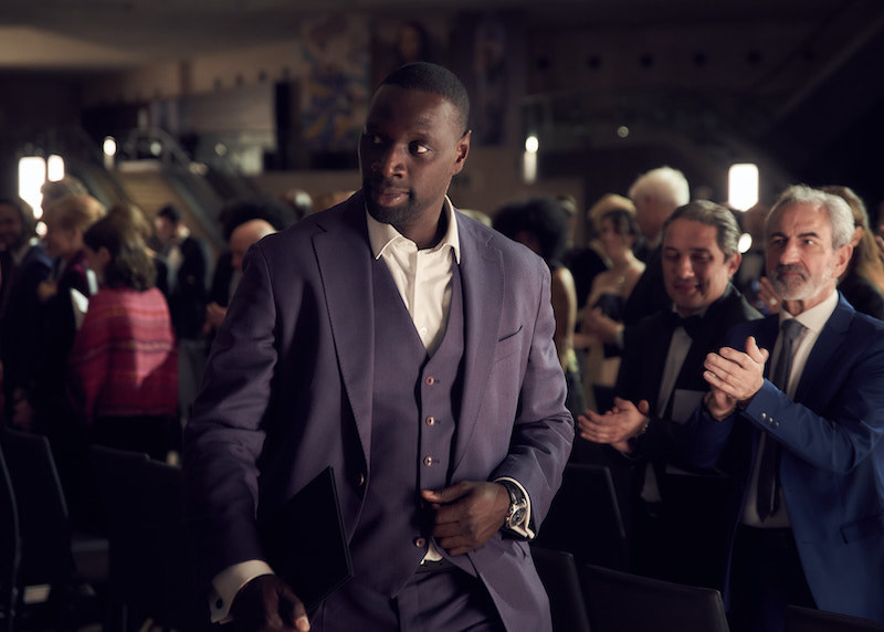 Omar Sy as Assane Diop