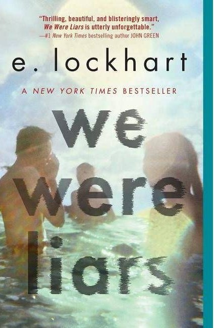 """cover of """"we were liars"""" by e. lockhart"""