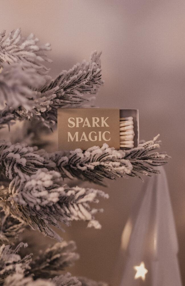 spark magic matches