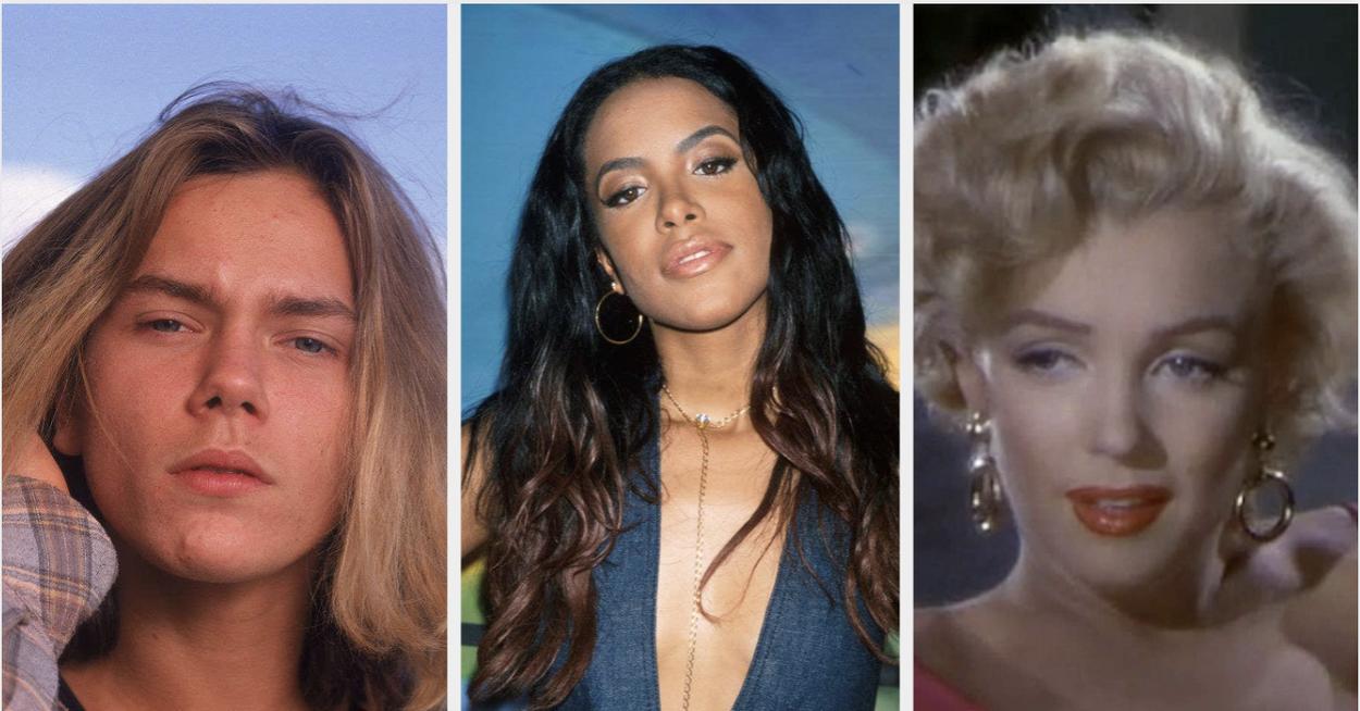 17 Unbelievably Tragic Movie Star Deaths In Hollywood History