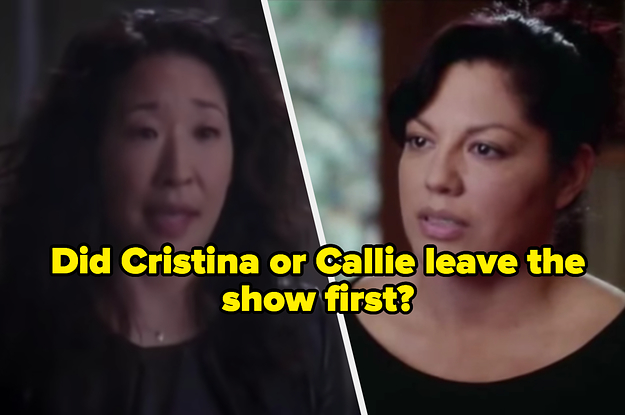 "This ""Grey's Anatomy"" Timeline Quiz Will Be Super Easy For Real Fans And Kinda Challenging For Fake Fans"