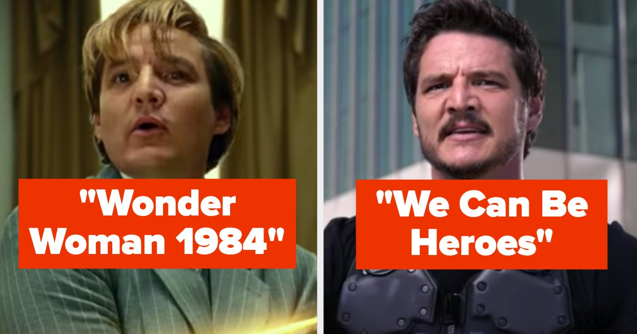 If You Love Pedro Pascal, You Better've Seen These 21 Things He's In