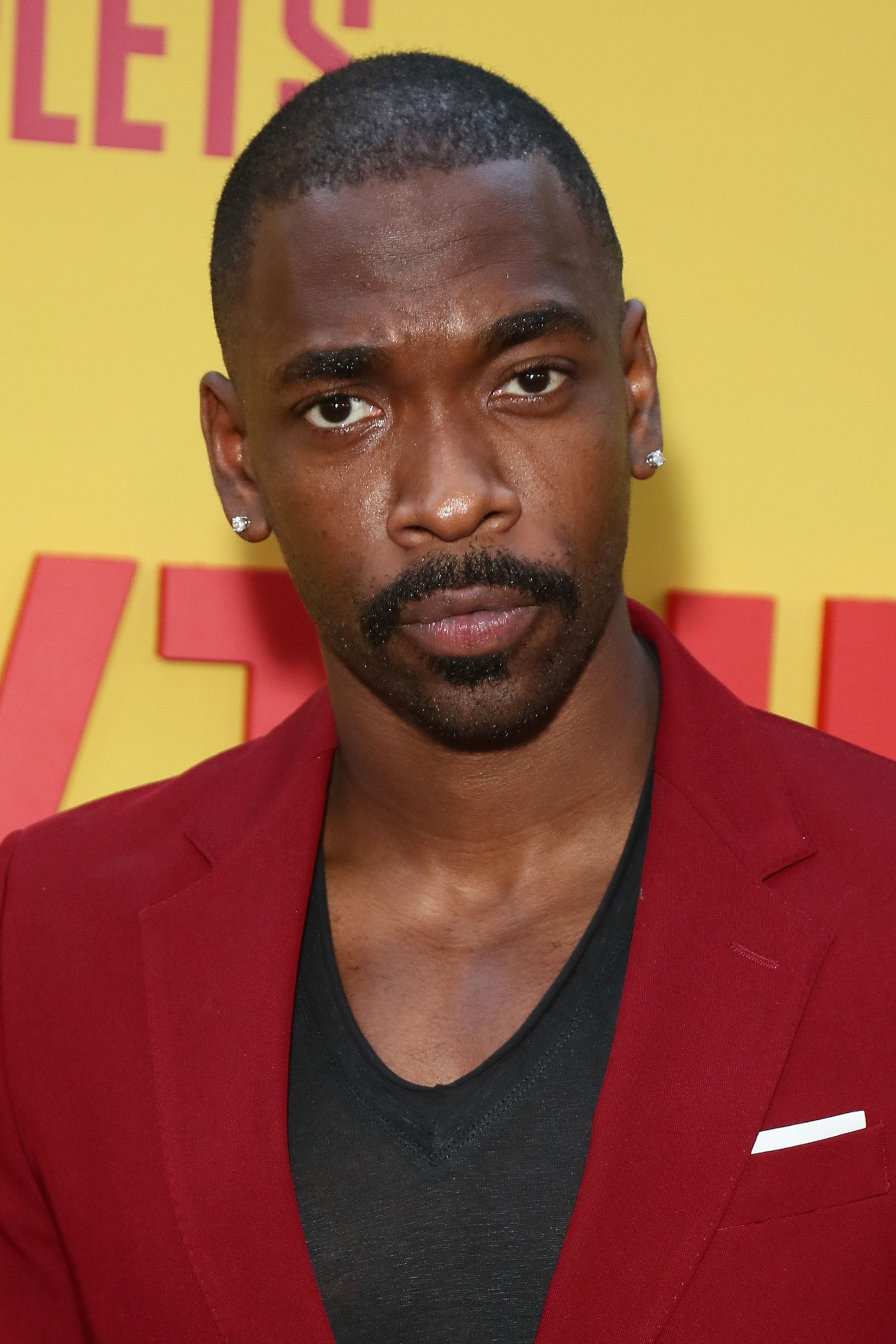 """Jay Pharoah attends the Premiere Of Netflix's """"Sextuplets"""" at ArcLight Hollywood on August 07, 2019 in Hollywood, California"""