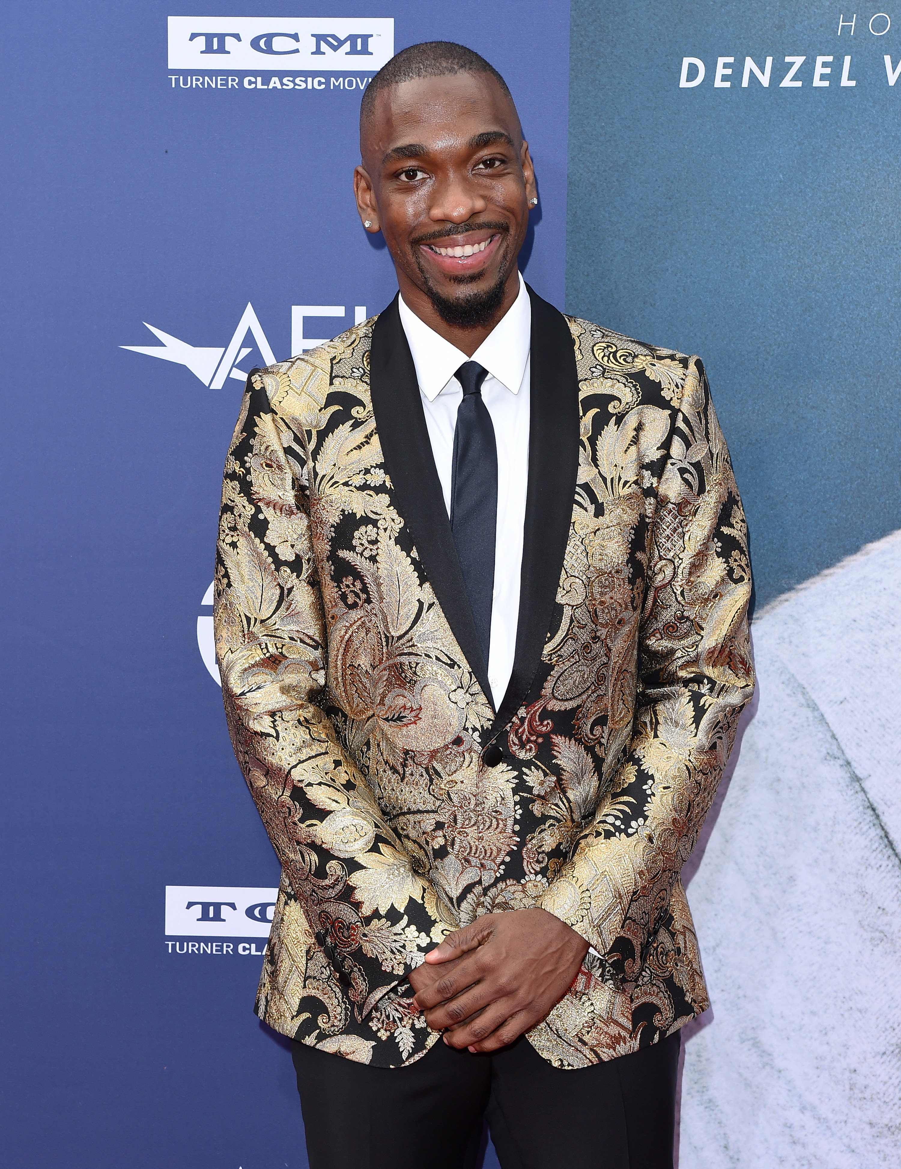 Jay Pharoah attends the American Film Institute's 47th Life Achievement Award Gala Tribute to Denzel Washington at Dolby Theatre on June 06, 2019 in Hollywood, California