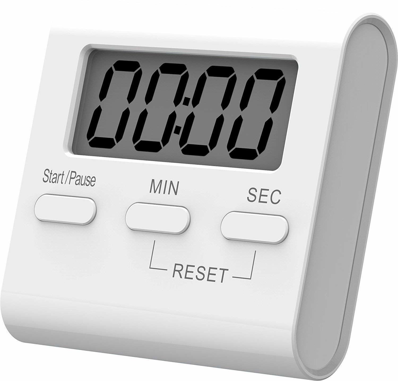 A white timer